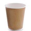 Three-layer corrugated cup kraft 2